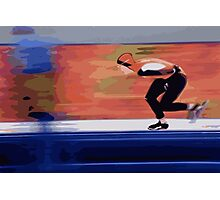 Skater 4 Photographic Print