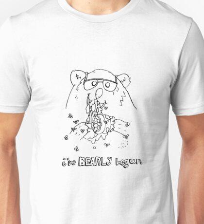 Bearly Begun Unisex T-Shirt