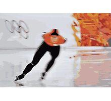 Skater 5 Photographic Print