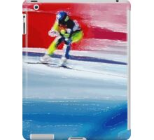 Giants Slalom  iPad Case/Skin