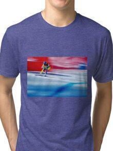 Giants Slalom  Tri-blend T-Shirt