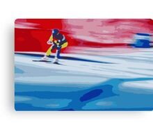 Giants Slalom 2 Canvas Print