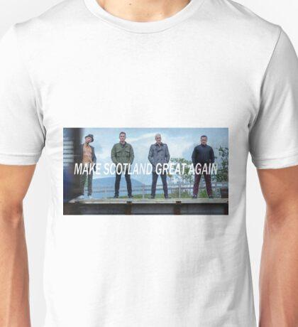 TRAINSPOTTING 2 - TRAIN SCENE Unisex T-Shirt