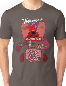 Welcome to Anatomy Park Unisex T-Shirt