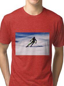 Giants Slalom 3 Tri-blend T-Shirt