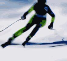 Giants Slalom 3 Sticker