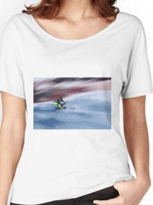 Giants Slalom 4 Women's Relaxed Fit T-Shirt