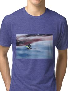 Giants Slalom 4 Tri-blend T-Shirt