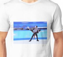 Figure Skaters Unisex T-Shirt