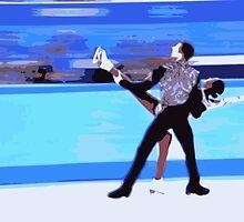 Figure Skaters by navratil