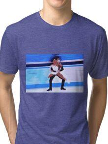 Figure Skaters 2 Tri-blend T-Shirt