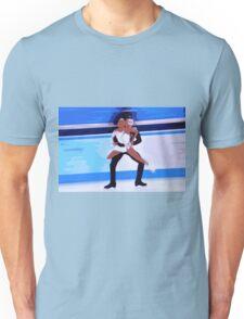 Figure Skaters 2 Unisex T-Shirt