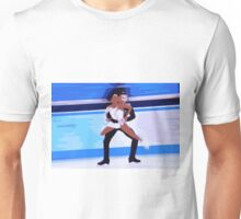 Figure Skaters 2 Unisex T-Shirt