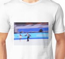 Figure Skaters 3 Unisex T-Shirt