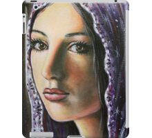 Our Lady of India iPad Case/Skin