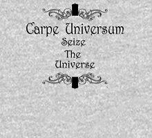 Carpe  Universum- Tardis Unisex T-Shirt