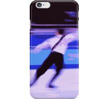 Figure Skaters 5 iPhone Case/Skin