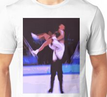 Figure Skaters 6 Unisex T-Shirt