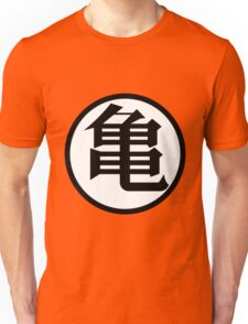 Kanji Kame Turtle - Dragon Ball / DBZ Unisex T-Shirt