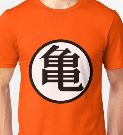 Kanji Kame Turtle - Dragon Ball / DBZ Unisex T-Shirt