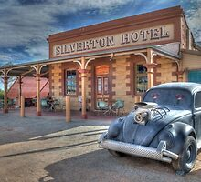 Historic Silverton by Adrian Paul