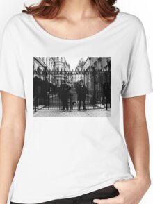 Downing Street Women's Relaxed Fit T-Shirt