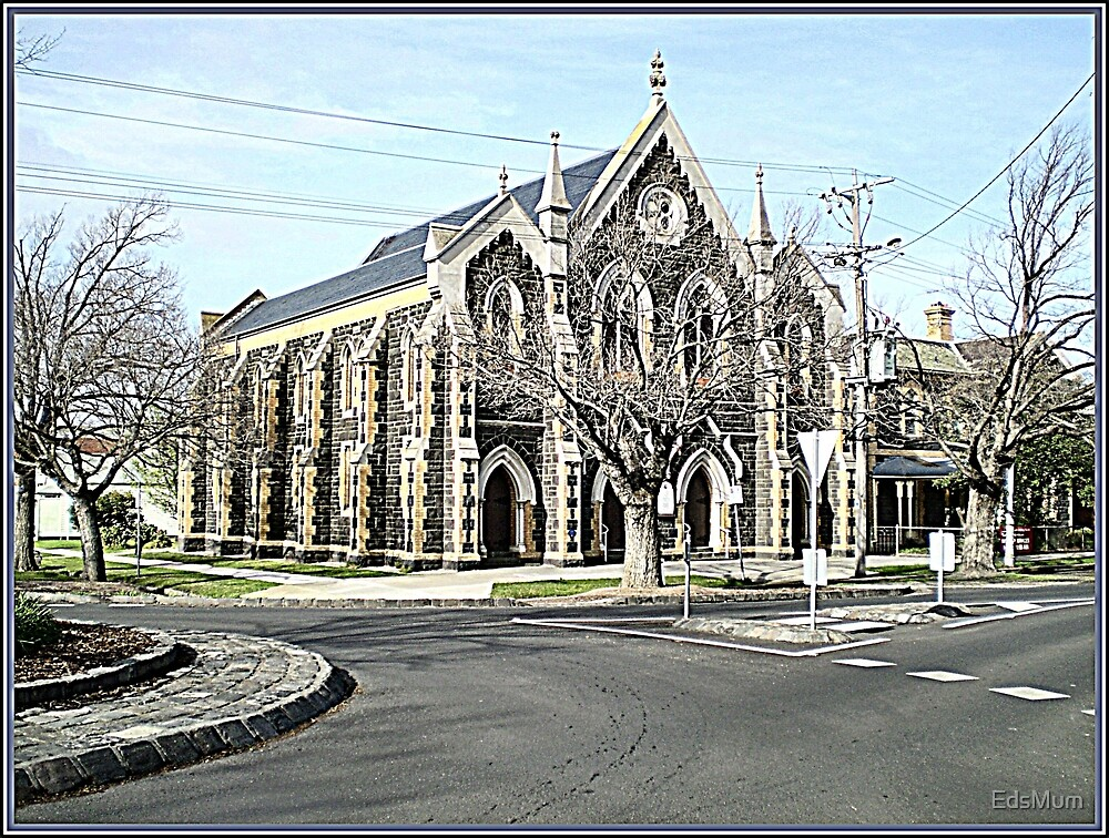 Methodist Church -  City of Williamstown - Vic. by EdsMum