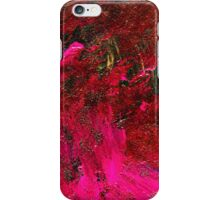 RED PARK iPhone Case/Skin