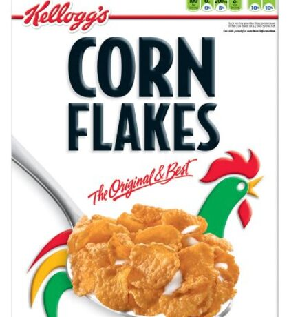 Cornflakes Sticker