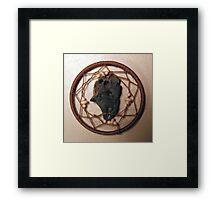 Faerie Stone Framed Print