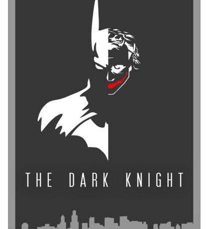 Batman/Joker - The Dark Knight Sticker