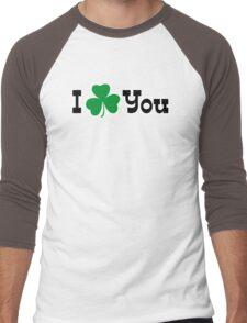 I shamrock you Men's Baseball ¾ T-Shirt