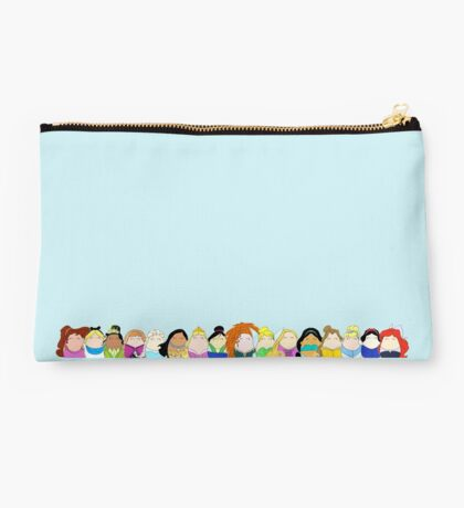 A Line Up of Beauties Studio Pouch