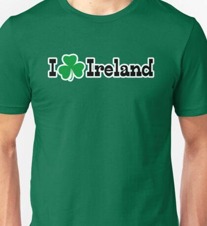 I Shanrock Ireland Unisex T-Shirt