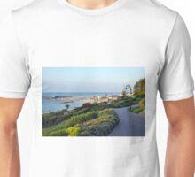 Garden Overview ~ Lyme Regis Unisex T-Shirt