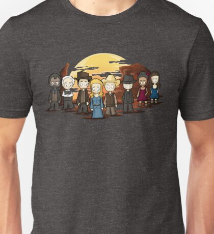 West world chibi Unisex T-Shirt