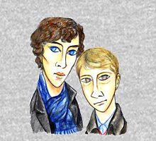 Sherlock Modigliani Unisex T-Shirt