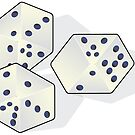 Impossible Dice by Gianni A. Sarcone