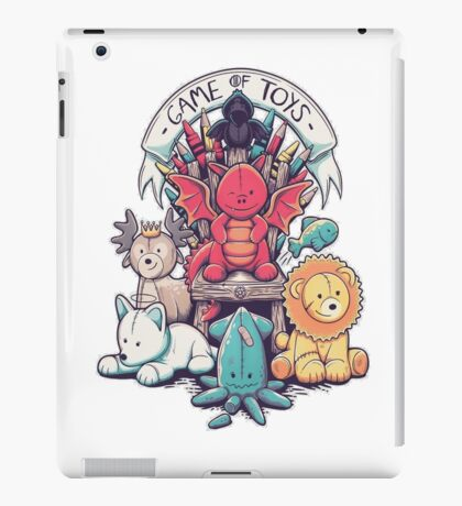 Game of Thrones - Game of Toys iPad Case/Skin