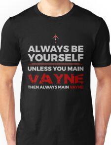 Vayne Main Unisex T-Shirt