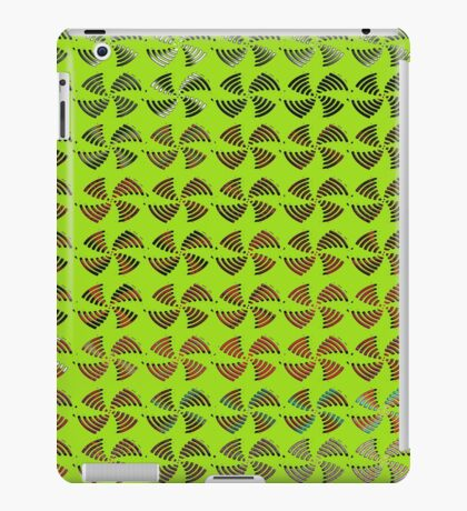 BASS psychedelic iPad Case/Skin