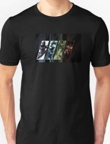 MGS Four Snakes Unisex T-Shirt