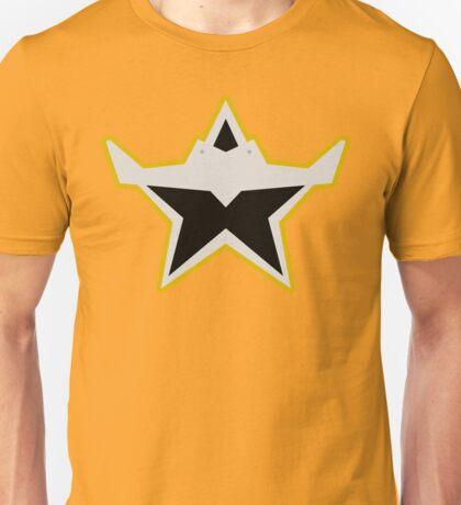 Ninja Steel - Gold Ranger Unisex T-Shirt