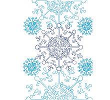 Snowflake 2 Photographic Print