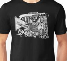 Survival Guide (white) Unisex T-Shirt