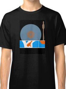 Peace Turntable Vinyl Record Classic T-Shirt