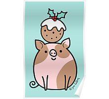 Pig 'n' Pud Poster