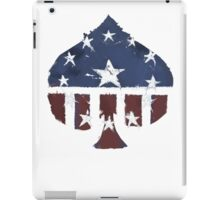 Courier's Old World Glory -Aces- iPad Case/Skin