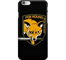 Fox Hound iPhone Case/Skin