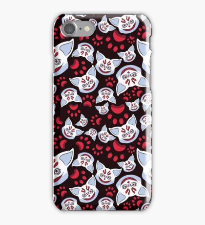 Mr Fury Original Two iPhone Case/Skin